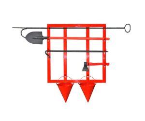 Пожарные щиты и комплектация к щитам